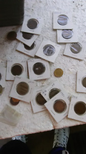 Coin Collection Can. US, Brit.,Grem, Fren,Chin gold silver