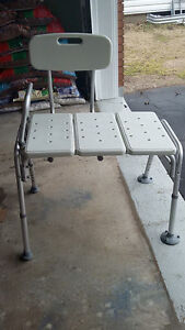 Aluminum Bath Chair