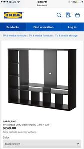 ENTERTAINMENT STAND-new condition