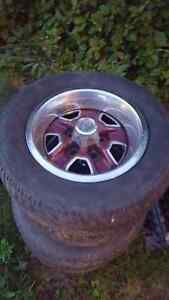 Factory oldsmobile rally rims