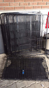 DOG PEN AND CAGE