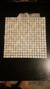 Ceramic mosaic tile