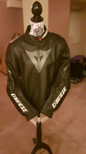 Dainese leather 52  size