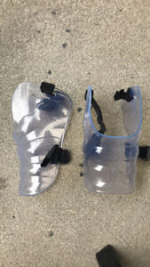 Skate ankle guards