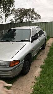 Car 93 Ford Laser Auto Bega Bega Valley Preview