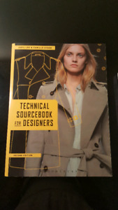 Fanshawe College fashion design program  textbook