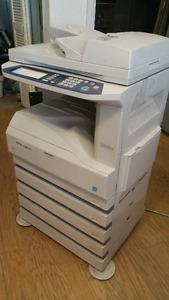 Sharp AR-M277 Multifunction Copier /Printer/Scanner