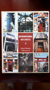 INTERNATIONAL BUSINESS - LIVRE