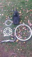 CRF450R PARTS FOR SALE