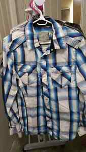 Size small men's shirts
