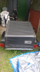 Motorcycle trailer New Price...