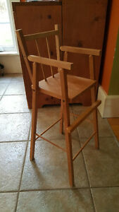 Play Baby High Chair