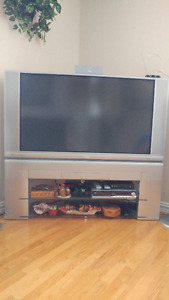 Hitachi 50 `` TV