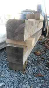 6x6x16' Not Pressure Treated Spruce. 40.00 each OBO
