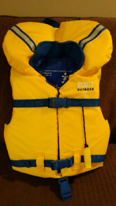 Roots Youth Life Jacket (40 - 90 lbs.)