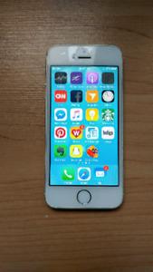 White Apple iPhone 5s 16 GB