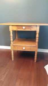 Still available!  Side table