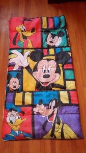 Disney child's sleep bag
