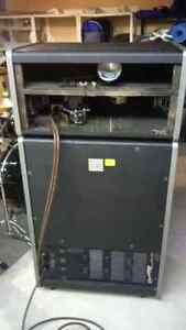Leslie Speaker Model 910: 2-Part Cabinet c/w Cables and Preamp Kitchener / Waterloo Kitchener Area image 3