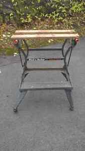 Black and Decker Workmate Plus 2nd Work bench