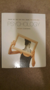 MSVU PSYCHOLOGY AND OTHER BOOKS