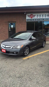 Stunning 2009 Acura csx you could eat off the floor!! Cambridge Kitchener Area image 2