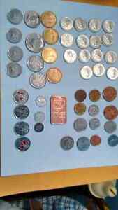 Starter kit for a coin collecter