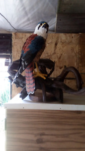 Have these carvings for sale. Hand crafted and available.