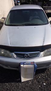 2000 Mazda 626 for sale