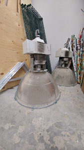 2 High Bay Lights $100 for both