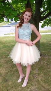 Grad Dress -Size 2