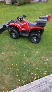 2009 yamaha 550 grizzly