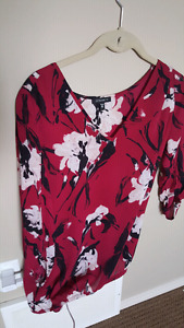 Womens blouses size S and XS