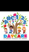 whitby Home DayCare 2 immediate starting Ages 2 and up