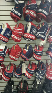 HOCKEY  EQUIPMENT  BLOW  OUT  SALE