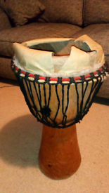 Djembe Drum (needs repairing)