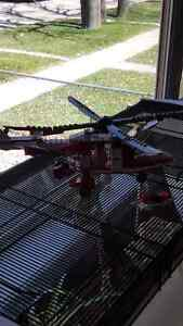 Lego 7903 rescue helicopter