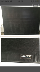 LoPro Toneau Cover for 2015 Toyota Tacoma Quad Cab