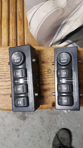 Gm push button 4x4  (with auto 4x4)