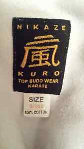 Karate Gi - size 3/160 - for sale- AVAIL