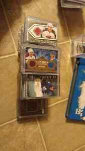 Lot of memorabilia and Autograph hockey cards
