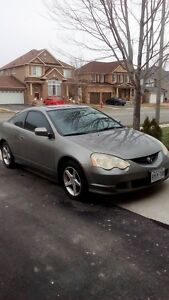 2002 Acura RSX Coupe (2 door)  I need to sale Asap