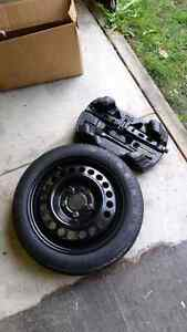97 - 04 Grand Prix spare tire and Jack $25 OBO London Ontario image 1