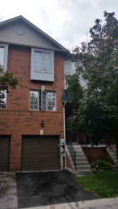 Whitby Townhouse for Rent