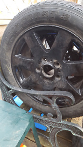 Tires and rims 5 bolt