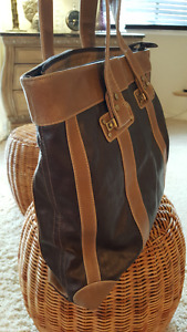 Gorgeous Brown & Tan Purse