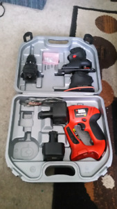 Black And Decker Cordless Multi Tool