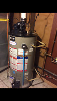 FURNACE/AC WATER HEATER CLEANING AND MAINT.