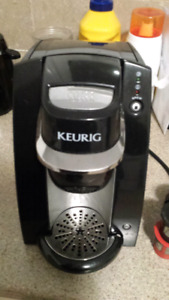 kurig coffee maker 1cup