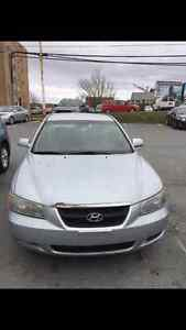 2006 Hyundai Sonata .. Other